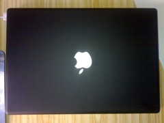 Macbook negro