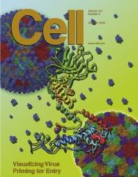 Portada de revista Cell
