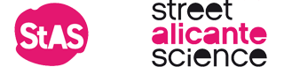 Logo del evento Street Alicante Science