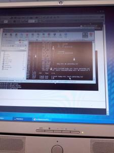 Imagen de las animaciones del MobaXterm