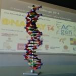 DNA Challenge 2014
