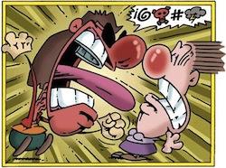 Comportamiento agresivo