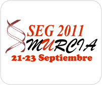 Logo del Congreso de la SEG 2011