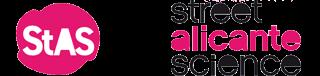 Logo del evento Street Alicante Science