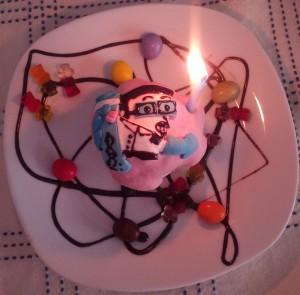 Blog de laboratorio hecho pastel