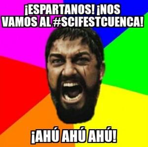 Scifestcuenca - Sparta